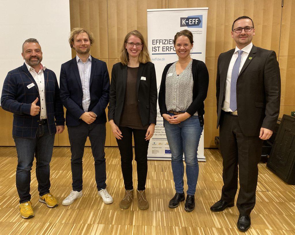 Unternehmernetzwerk Asperg - Veranstaltung zum Thema Energiewende